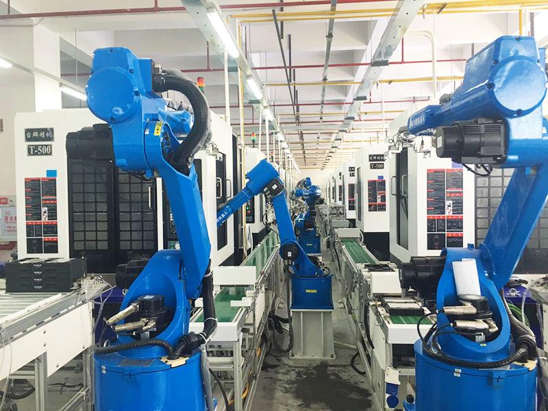 工业自动化服务
